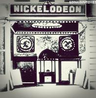 HISTOIRE DE CINEMA : LES NICKELODEONS