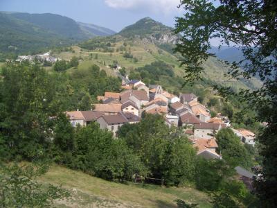 Lordat, un très joli petit village fleuri de la Haute Ariège