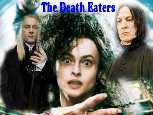 Blog de Bellatrix-B-l-a-c-k : Les Mangemorts