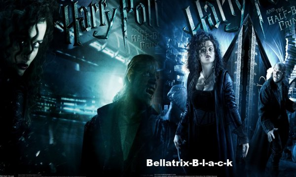 Blog de Bellatrix-B-l-a-c-k : Affiches Bellatrix Lestrange