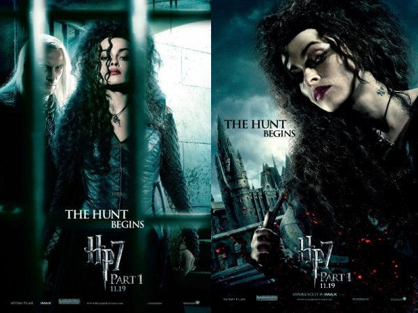 Blog de Bellatrix-B-l-a-c-k : Affiches + Photos Bellatrix Lestrange