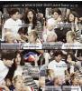 Ne jamais se mettre devant Louis et Eleanor lors d'un match ou autre ! ps : conseil ! =)