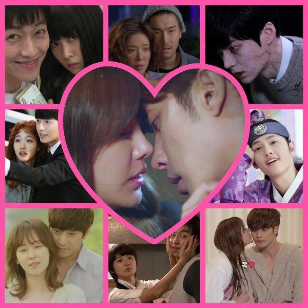 films et dramas Coréens que j'ai vue