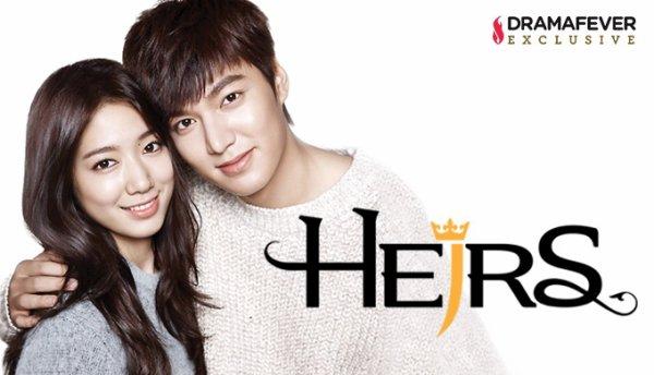 Heirs drama coréen