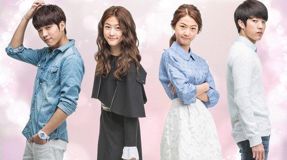 Hi school love on drama coréen