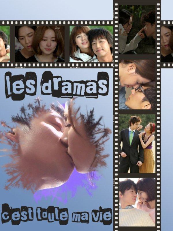 Liste des dramas que je prévoi de voir