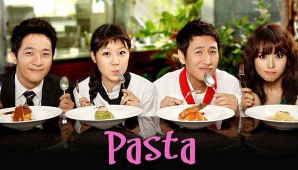 pasta drama coréen
