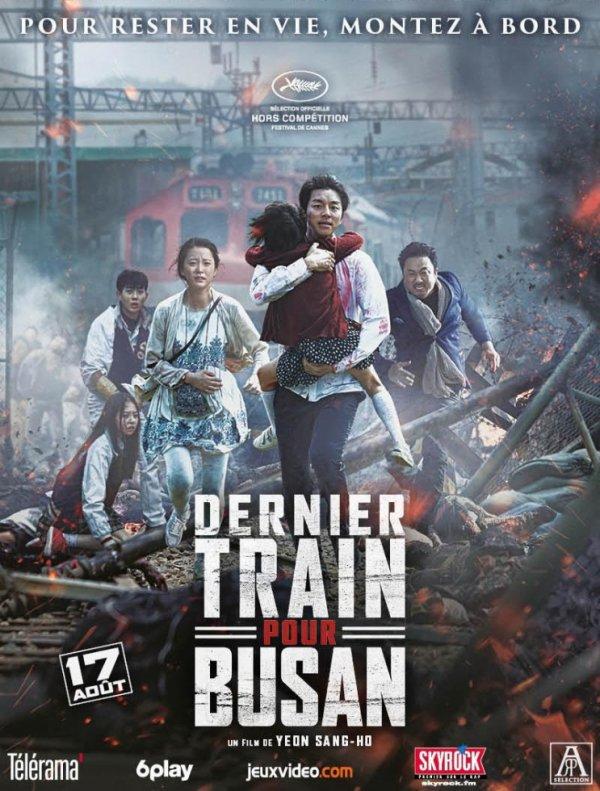 DERNIER TRAIN POUR BUSAN film coréen
