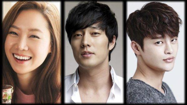 Master's Sun drama coréen