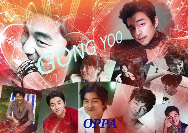 Gong Yoo mon acteur coup de coeur ♥♥♥
