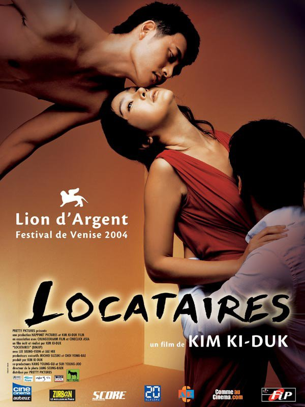 3-Iron ou locataires film coréen