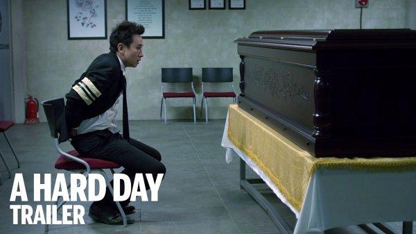 A Hard Day film coréen