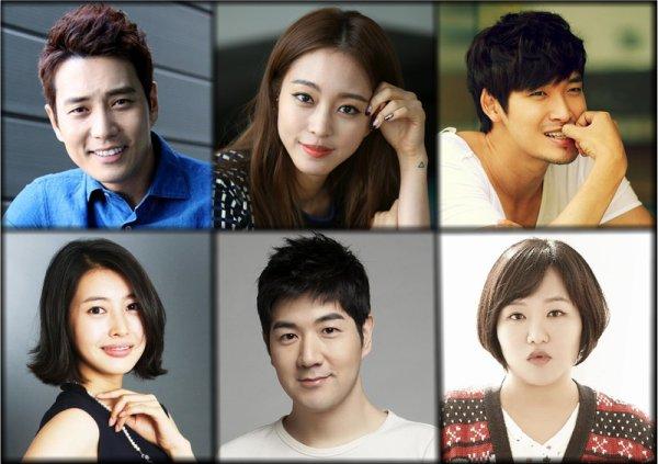 Birth of a Beauty drama coréen