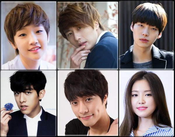 Cinderella and Four Knights drama coréen