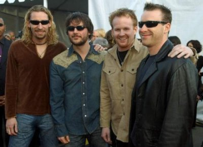 Nickelback 40 Figured You Out