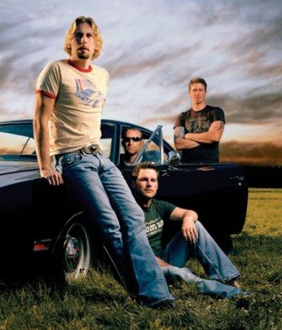 Nickelback 52 Savin' Me
