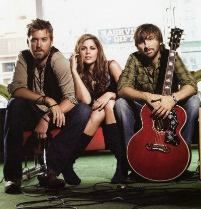 Lady Antebellum 12 Need You Now