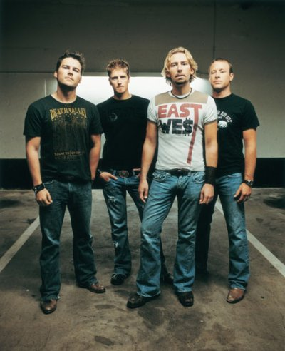 Nickelback 57 Someone That You're With