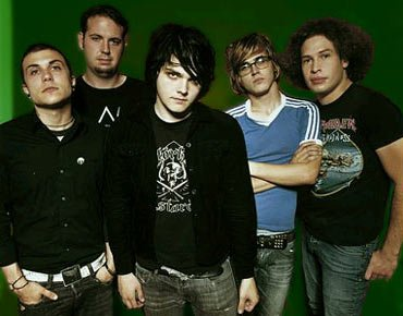My Chemical Romance 17 The Ghost Of You