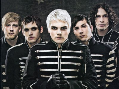 My Chemical Romance 29 Welcome To The Black Parade