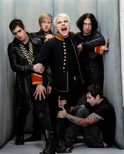 My Chemical Romance 35 Teenagers