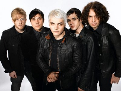 My Chemical Romance 27 This Is How I Disappear