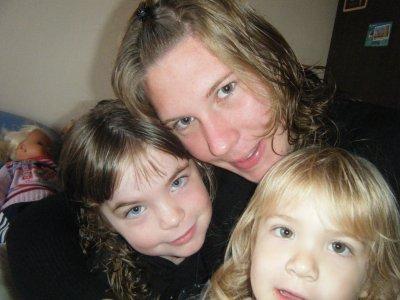 moi et mes 2 soeur