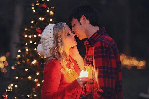 .  .  . Je serais sous le gui avec toi .  .   .  .  Spécial Noël