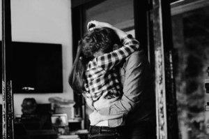 .  .  . Tu seras toujours à moi .  .   .  .
