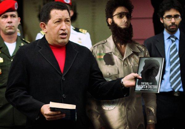 MON VOYAGE AU VENEZUELA CHEZ MON POTE HUGO EUH ENCORE UN CLOWN MAIS BIEN PLUS EXUBERANT QUE L IRANIEN CONSTIPE ^^