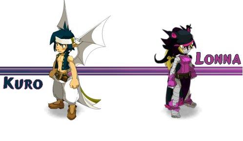 Présentation Team Lonna / Team Kuro