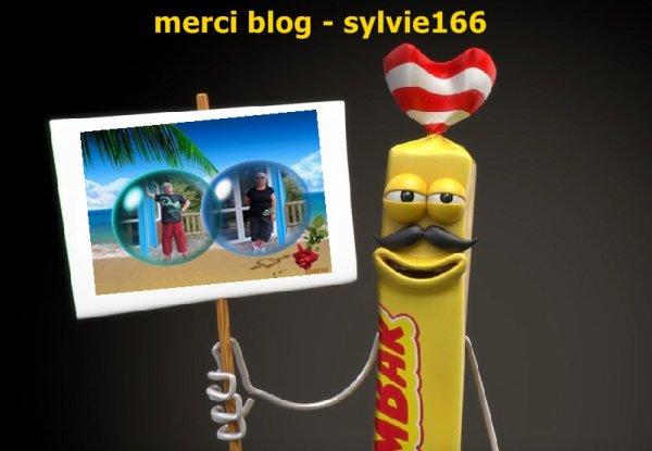 Blog - mybella23 .. blog - valeriedu92 .. blog - sylvie166 .. blog - violette-du-80 .. Vous méritez un grand MERCI pour ce cadeau . Je suis vraiment heureux d'avoir des amis tels que vous . Je suis comblée ...
