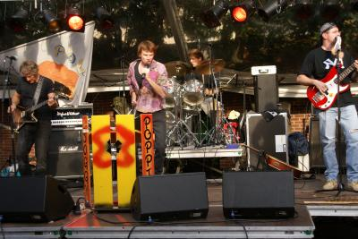 TEX JAGGER & THE PHONES TOURNEE 2010 en MONGOLIE et NOUVEL ALBUM EN PREPARATION