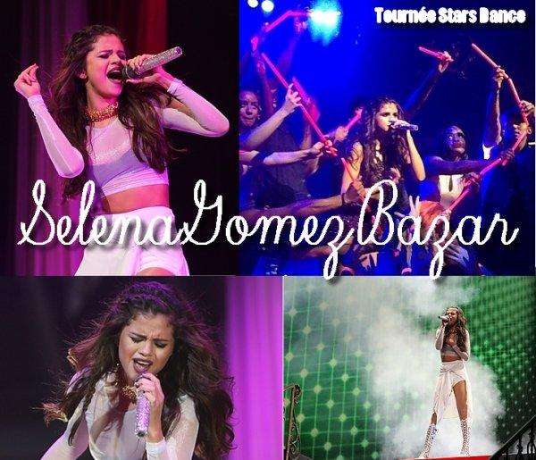15 octobre 2013, Selena était à Buffalo ( à New York ) pour un nouveau concert de sa tournée Stars Dance.