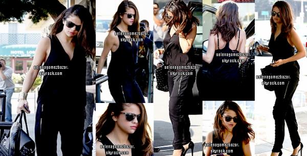 *29/01/14. Selena est aller déjeuner avec sa mère au petit café CAA, à Los Angeles. Top ou Flop ?