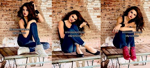 *12/02/14. Selena à été aperçue losqu'elle se rendais dans un magasin de Los Angeles + Nouveaux Photoshoot pour Adidas Neo. Top ou Flop ?