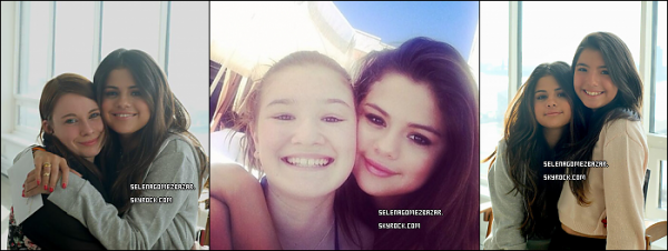 Voici quelques photos que Selena à poster sur les réseaux sociaux. Qu'en pensez-vous ?