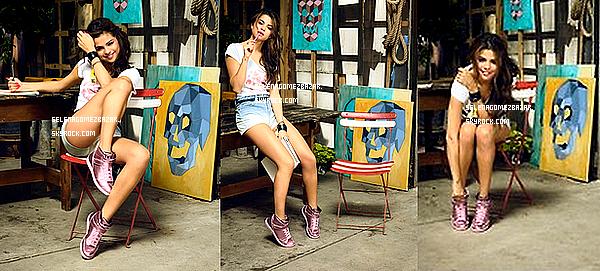 16/04/14. Selena a été vue lorsqu'elle rendait visite à sa styliste, à Los Angeles. Top ou Flop ?