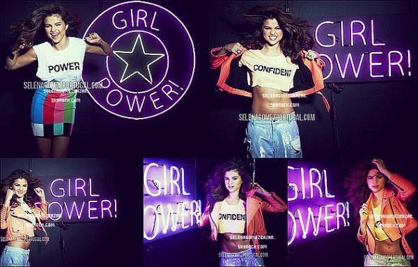 26/04/14. Selly arrivant au  Chelsea Handler's Live Show avec Orlando Bloom à Los Angeles. Top ou Flop ?