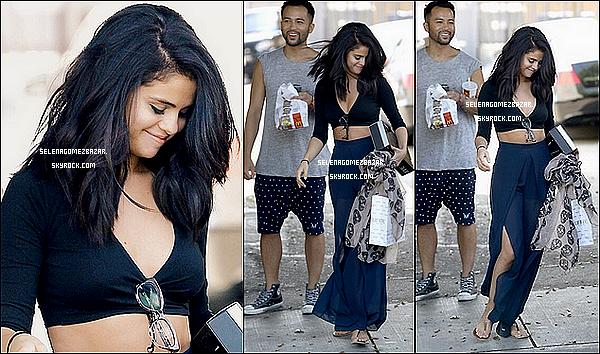 "*11/06/14. Selena.G se dirigeait vers le ""Nine Zero One"". Top ou Flop ?"
