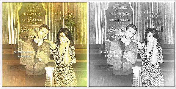*16/06/14. Selena arrivant dans un centre commercial à Studio City. Top ou Flop ?