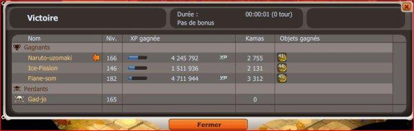 The victoire Koli !!!