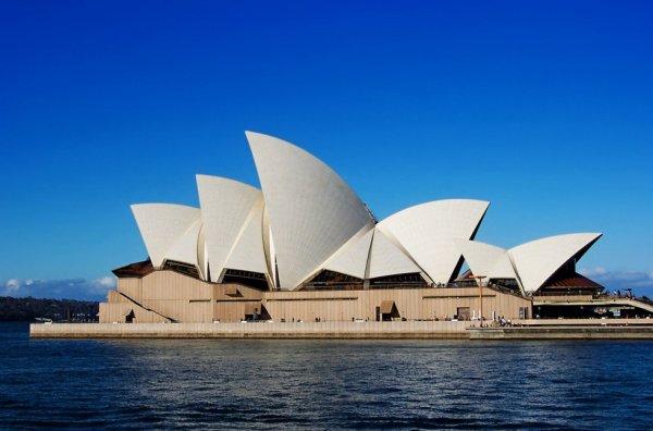 Lieu: L'Opéra de Sydney