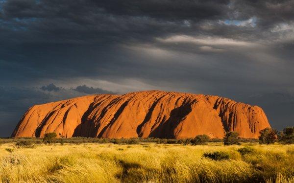 Lieu : Uluru ou Ayers Rocks