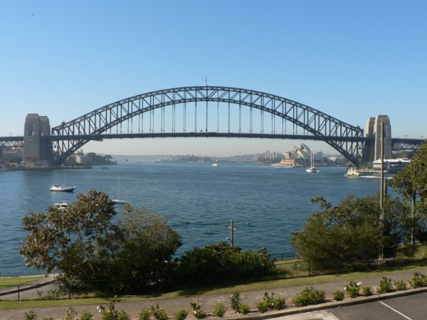 Lieu : Harbour Bridge