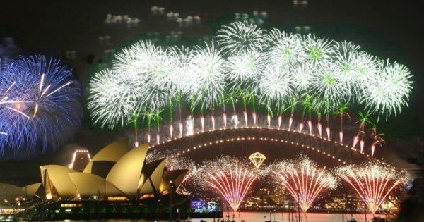 #Actu #Nouvel An à Sydney #FlashSpécial