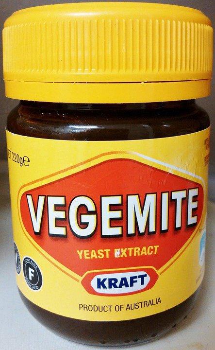 #NourritureEnAustralie #3 #Vegemite