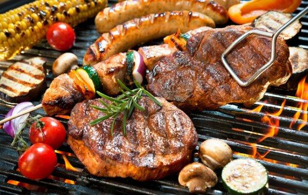 #La Nourriture En Australie #8 #Le Barbecue