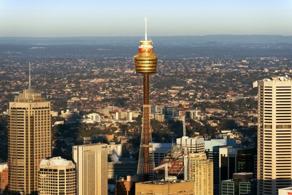  #Hallo'Month : 6 #Xxpériences : Sydney Tower 