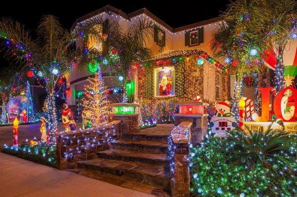 #Noël En Australie #3 #Les Plus Belles Décorations